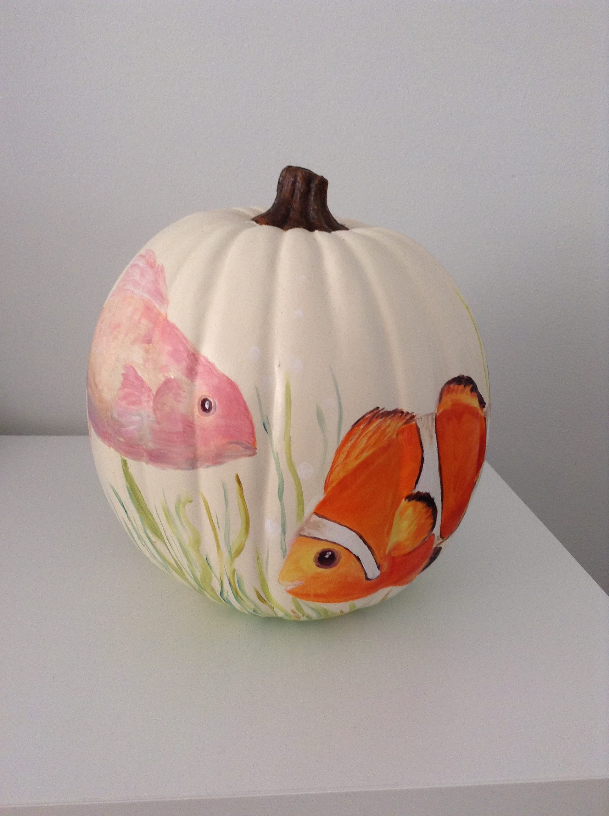 Pumpa The fishes
